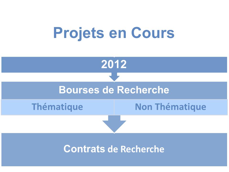 projet en cours 2012